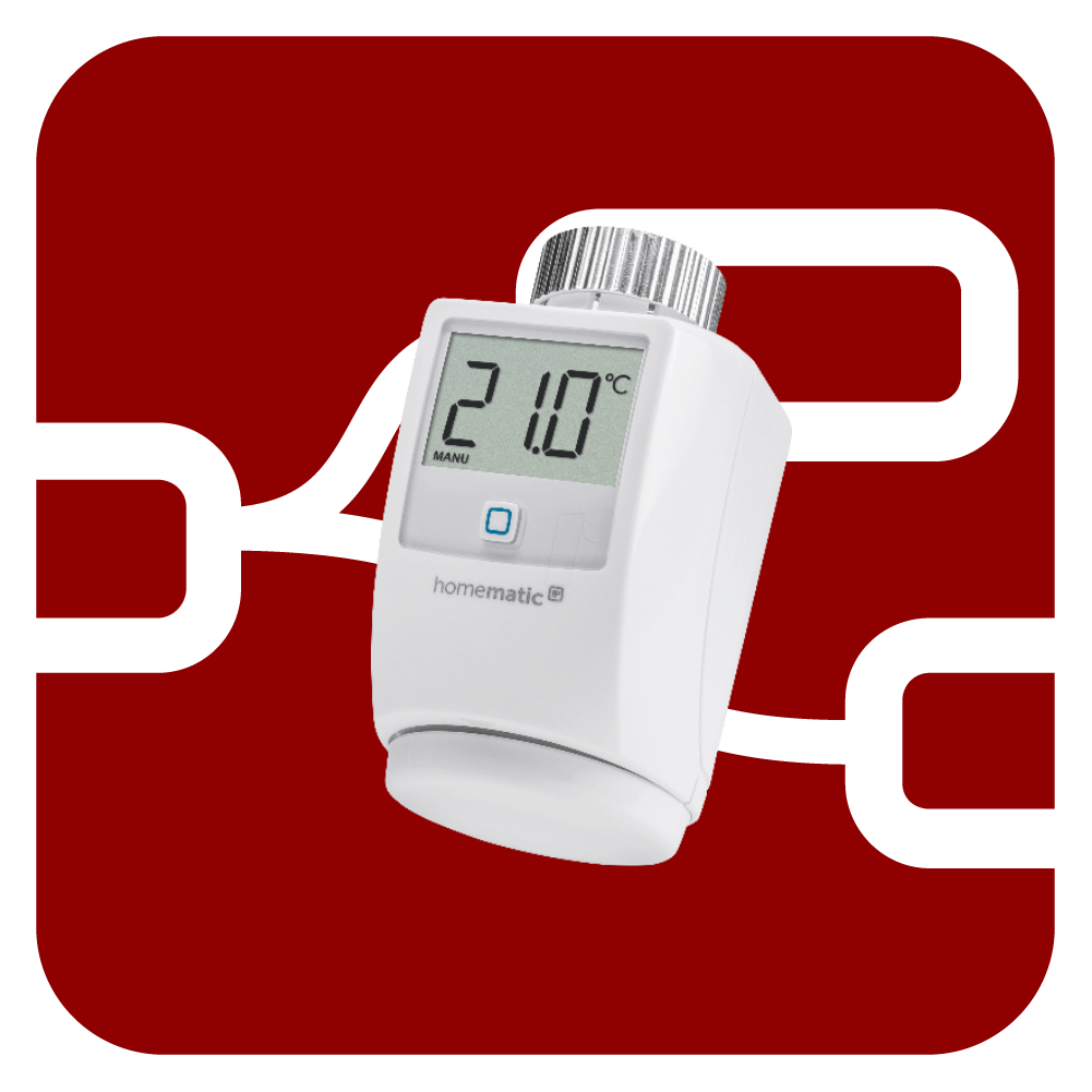 Homematic thermostat anlernen