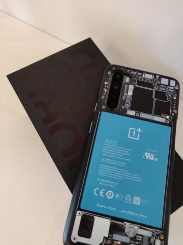 OnePlus Nord Teardown Case von JerryRigEverything